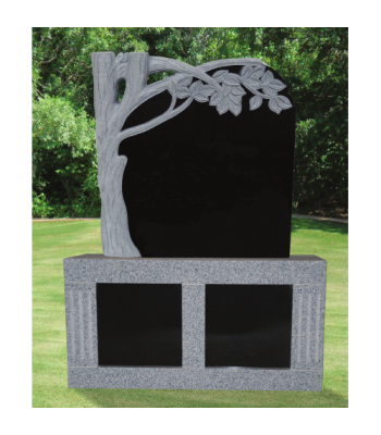 Tree 2 Cremation Memorial - Small DIETREE2-SM