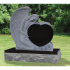 Single Angel Heart Cremation Memorial - Small DIEANGHRT1A-SM