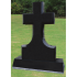 Cross Cremation Memorial - Small DIECR1-SM