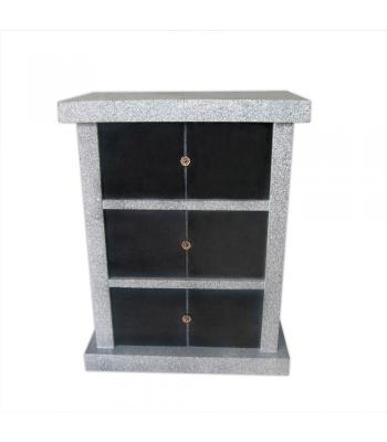 Columbaria 6 Niche Single Sided GLO-CREM-601-S